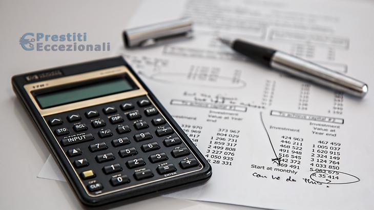come si calcolano gli interessi su un prestito